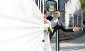 Huwelijksfotograaf Ninove   Evy & Gert