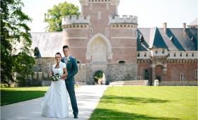 Huwelijksfotograaf Lennik | Sarah & Thomas