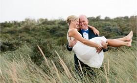 Huwelijksfotograaf Strandhuwelijk   Suzy & Lieven