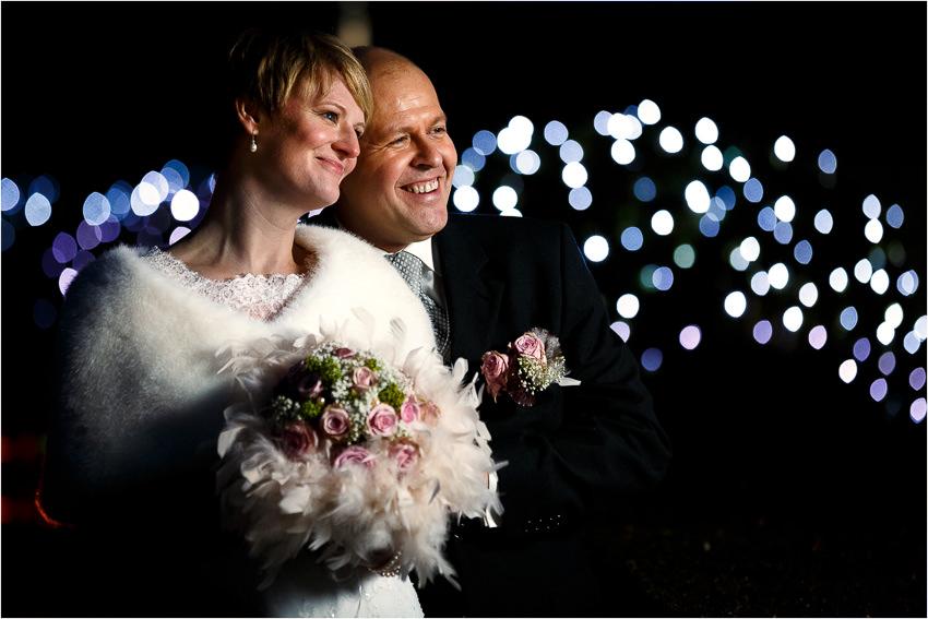 Huwelijksfotograaf winterhuwelijk
