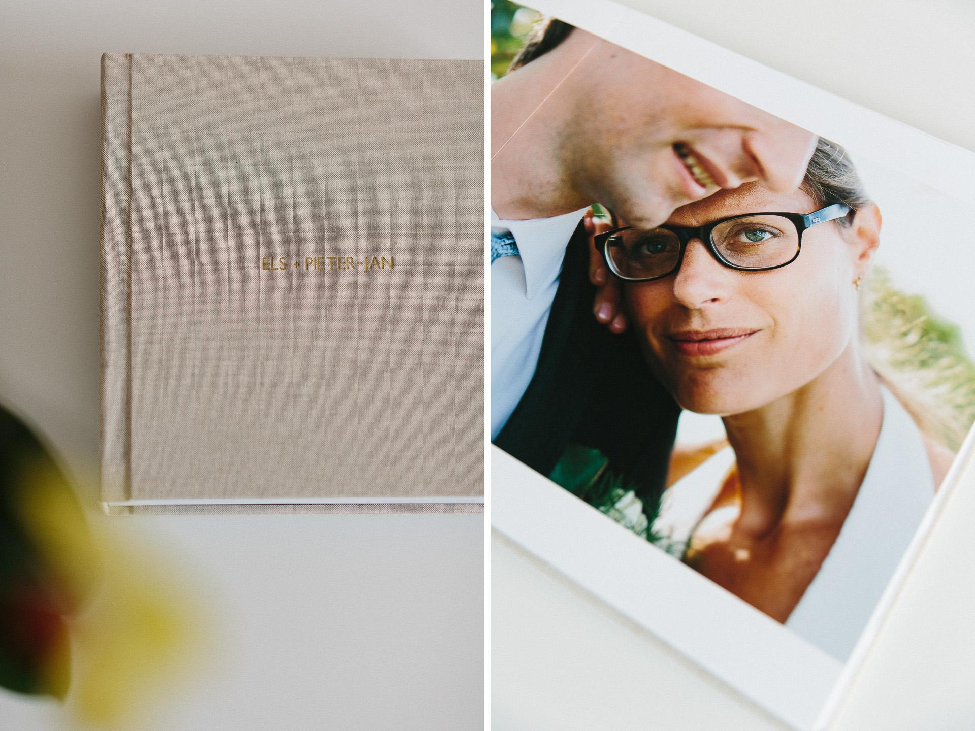 Fine Art Huwelijksalbum