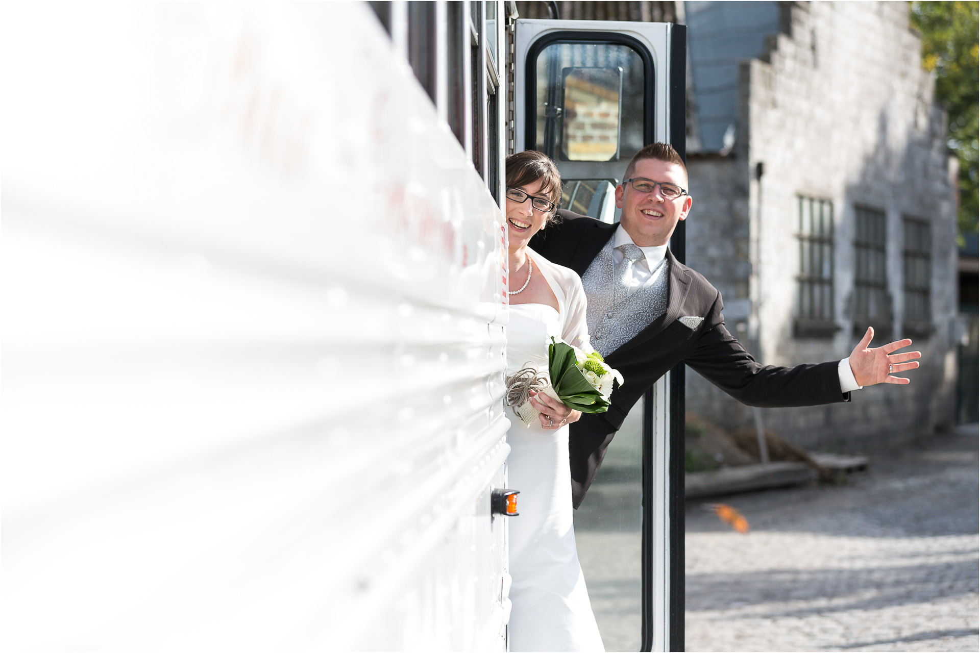 Huwelijksfotograaf Denderleeuw