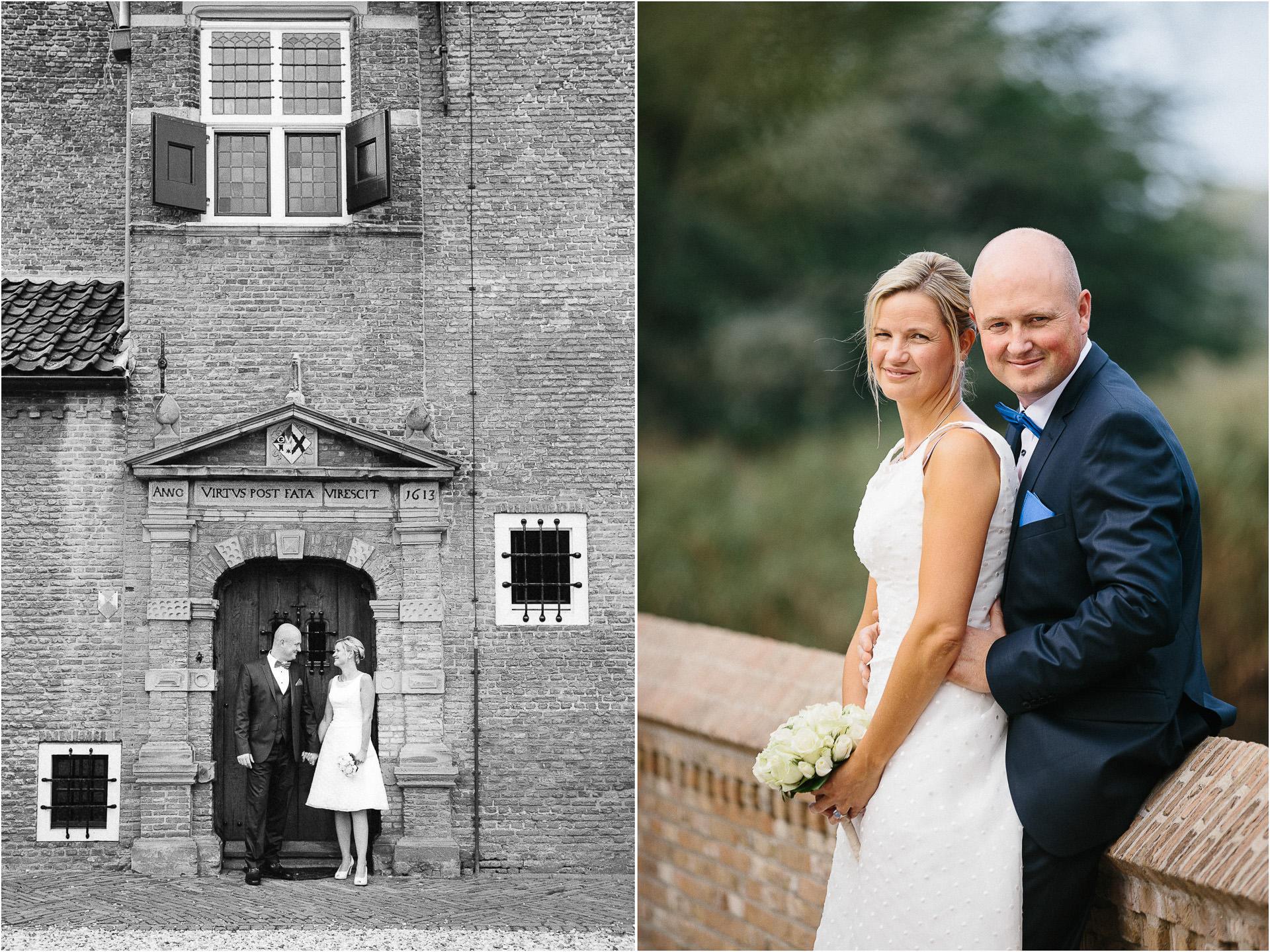 Huwelijksfotograaf Moermond Renesse